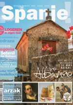 artikel in Spanje magazine over El Molino Santisteban