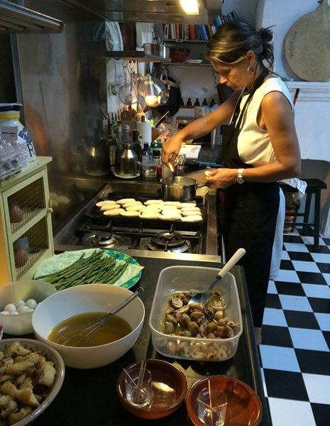 kookboek El Molino Santisteban