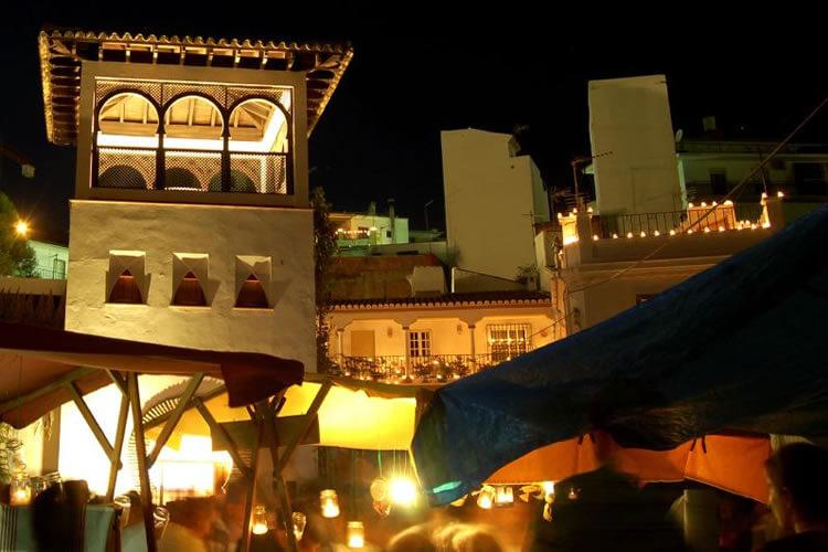 cultuur andalusië en Malaga bij hotel b&b El Molino